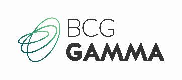 BCG Gamma jobs logo