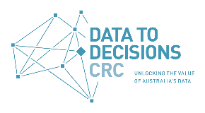 Data to Decisions CRC jobs logo