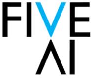 FiveAI jobs logo