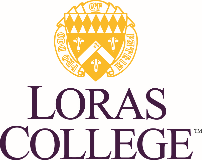 Loras College jobs logo